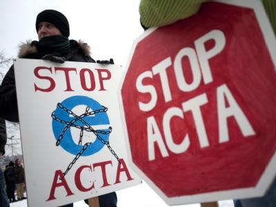 Anti-Acta-Demonstration