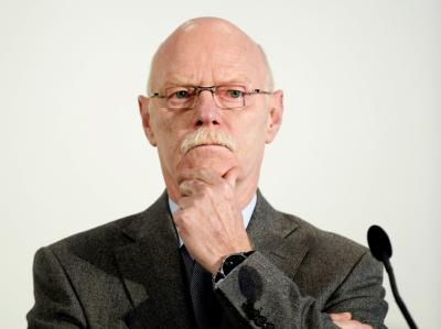 Nach Ansicht von Peter Struck gibt es in der FDP «nur noch heillose Egomanie». Foto: Martin Förster/Archiv