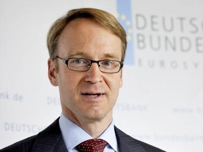 Der Präsident der Deutschen Bundesbank, Jens Weidmann.