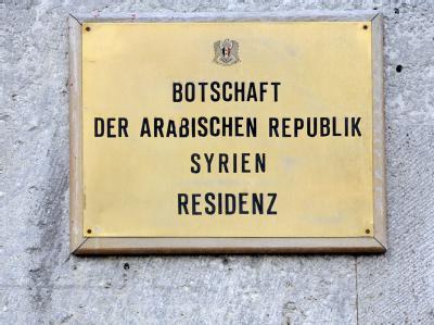 Syrische Botschaft