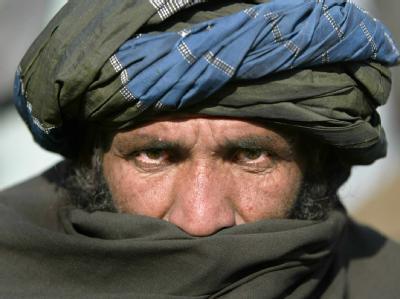Die ISAF schätzt die Zahl der Taliban auf 25 000 bis 36 000 Kämpfer.