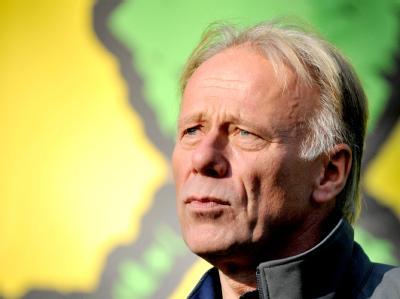Wer führt die Grünen zur Bundestagswahl - der Fraktionsvorsitzende Jürgen Trittin? Foto: Philipp Schulze / Archiv