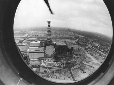 Kernreaktorkatastrophe in Tschernobyl