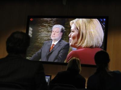 TV-Duell vor Landtagswahl in Mainz