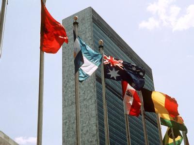 UN-Hauptquartier am Ufer des East River in New York (Archivfoto).
