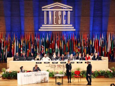 Die Bulgarin Irina Bokowa wird 2009 zur Unesco-Chefin gewählt. Die Bewerbungen für Unesco-Stellen waren über Jahre im Internet einsehbar.