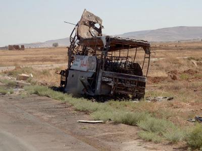 Im syrischen Bürgerkrieg kommen immer neue Gräueltaten ans Licht. Foto:Sana