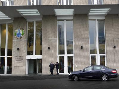 Keiner da inDen Haag? Das Nobelkomitee bekam die OPCW erst nicht ans Telefon. Foto: Bas Czerwinski