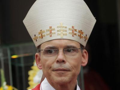 Bischof Franz-Peter Tebartz-van Elst. Foto: Fredrik von Erichsen/Archiv