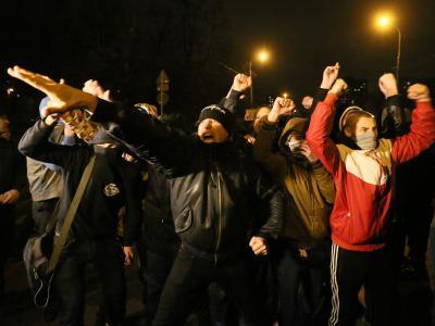 Russische Rassisten