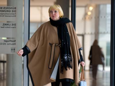 Claudia Roth wurde zur Bundestagsvizepräsidentin nominiert. Foto: Kay Nietfeld