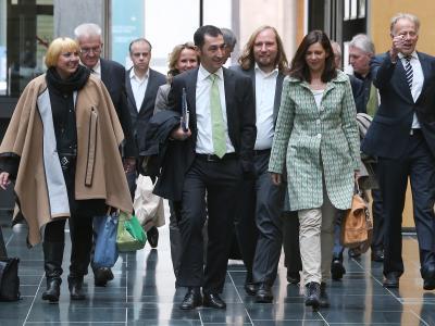 Sondierungsteam der Grünen