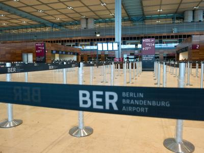 Hauptstadtflughafen Berlin Brandenburg (BER)