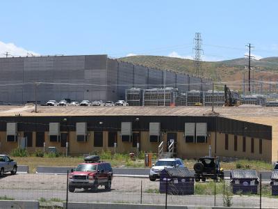 NSA-Rechenzentrum in Utah