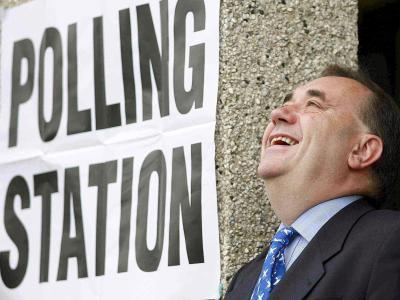 Alex Salmond: Niemand kann Schottland die Fähigkeit zur Unabhängigkeit absprechen. Foto: Derek Ironside/Archiv