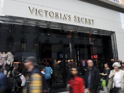 Victoria's-Secret-Filiale in New York