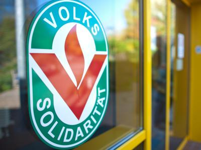 Volkssolidarit�t-Logo