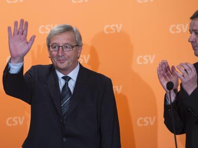 Jean-Claude Juncker würde gern wieder regieren. Foto: Nicolas Bouvy