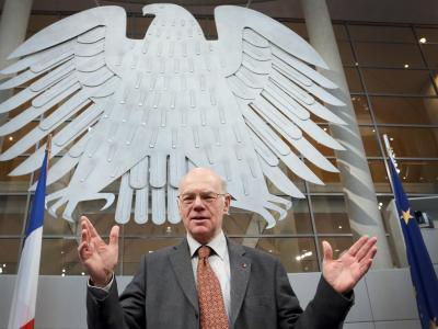 Norbert Lammert ist seit 2005 Präsident des Parlaments. Foto: Stephanie Pilick/Archiv