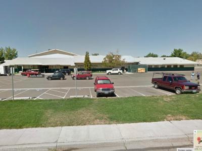 Der Screenshot von Google Street View zeigt die Sparks Middle School in Sparks nahe der Casino-Stadt Reno. Foto: Google Street View