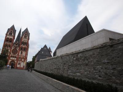 Die Kapelle des Bischofshauses gegenüber dem Limburger Dom. Foto: Fredrik von Erichsen/Archiv