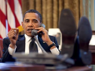 Soll sich im Klaren darüber sein, dass der Umgang mit der Privatsphäre in Deutschland ein sensibles Thema ist: US-Präsident Obama. Foto: Pete Souza