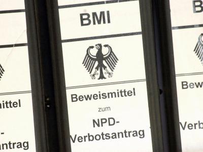 NPD-Verbotsverfahren 2001