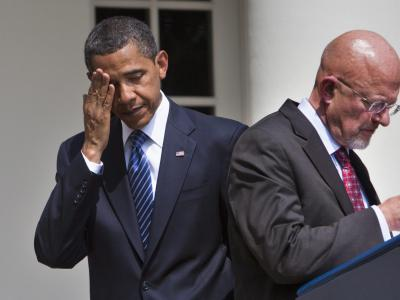 Obama und Clapper