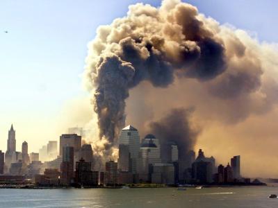 Nach den Anschlägen vom 11. September 2001 verstärkten die USA im