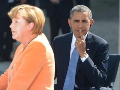 War Obama informiert?