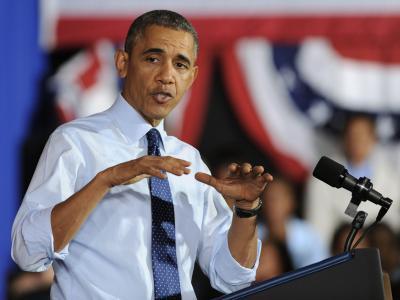 Belanglose Phrasen, scheibchenweise Geständnisse: Die Obama-Regierung scheint sich in der NSA-Affäre aufs Abwiegeln zu versteifen. Foto: Peter Foley