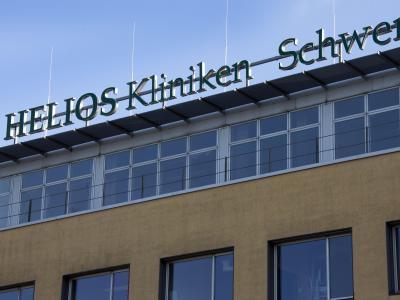 Während eines Stromausfalls ist auf der Intensivstation der Helios-Klinik in Schwerin ein Patient gestorben. Foto: Jens Büttner