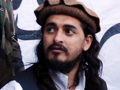 Hakimullah Mehsud, Führer der pakistanischen Taliban. Foto: str/Archiv