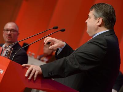 SPD - Landesparteitag Berlin