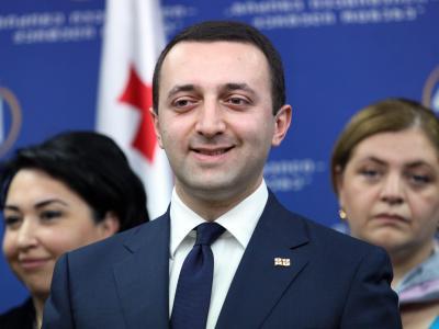 Garibaschwili muss noch vom Parlament Georgiens als Regierungschef bestätigt werden. Foto: Zurab Kurtsikidze