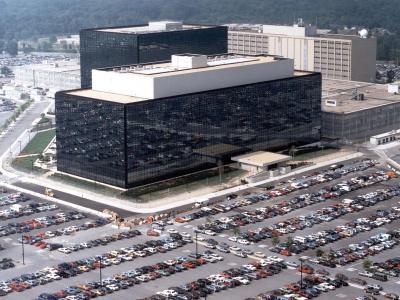 Von hier aus wird spioniert:Das NSA-Hauptquartier in den USA. Foto:National Security Agency