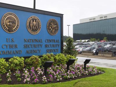NSA-Zentrale in Fort Meade. Foto:Jim Lo Scalzo/Archiv