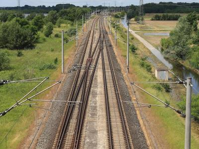 Bahnstrecke Berlin-Hannover