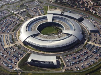 Die Zentrale des britischen Geheimdienstes British Government Communications Headquarters (GCHQ) in Cheltenham. Foto: Crown / GCHQ / British Ministry of Defence