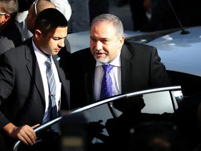 Der ehemalige Außenminister Avigdor Lieberman war im Dezember 2012 zurückgetreten. Foto:Abir Sultan