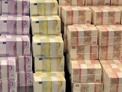 Der Staat kann bis 2017 mit 14 Milliarden Euro mehr Steuereinnahmen rechnen als bisher geplant. Foto: Bundesbank/Archiv