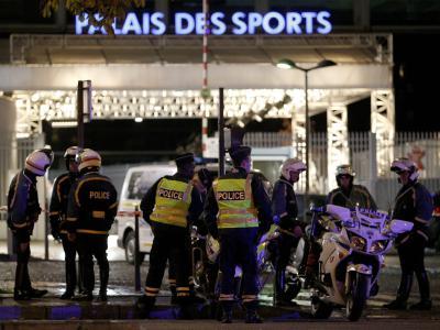 Einsatz in Paris