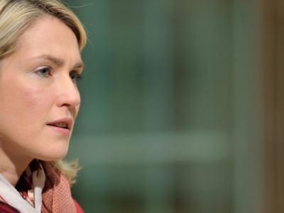 SPD-Vize Manuela Schwesig erwartet beim Thema Homo-Ehe mehr Entgegenkommen der Union. Foto: Paul Zinken