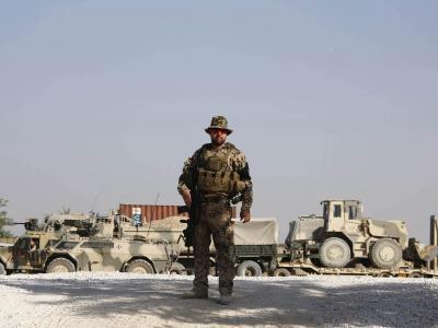 Die Bundeswehr hat die Machtverhältnisse in Kundus beeinflusst. Foto: Fabrizio Bensch/Reuters