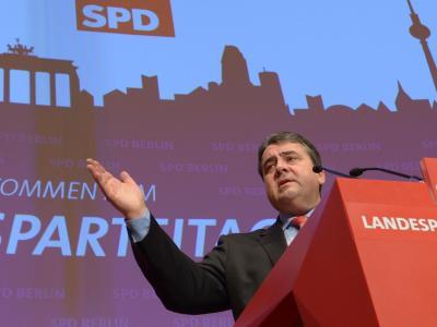 Öffnung nach links: 2013 soll für die SPD die letzte Bundestagswahl gewesen sein, bei der sie eine «Ausschließeritis» betrieben hat. Das soll Ende der Woche beim Parteitag in Leipzig beschlossen werden, schlägt die Spitze vor. Foto: Rainer Jensen