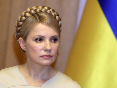 Das ukrainische Parlament hat sich noch nicht auf ein Gesetz zur Behandlung der in Haft erkrankten Oppositionsführerin Timoschenko im Ausland einigen können. Foto: Aleksandr Prokopenko/Archiv
