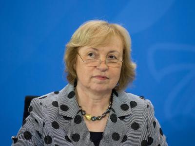 Die derzeitige Vorsitzende der CDU Frauen Union, Maria Böhmer, stellt sich erneut zur Wahl. Foto: Soeren Stache/Archiv