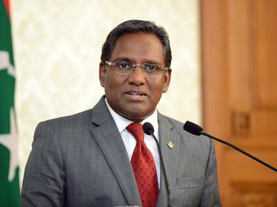 Mohamed Waheed Hassan gestand seine Niederlage ein. Foto: Maldives President House