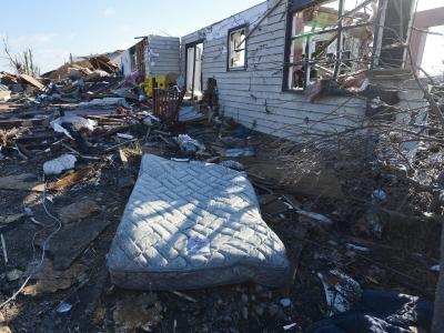 Washington, Illinois: Tödliche Tornados sind um diese Jahreszeit in den USA eher selten. Foto: Tannen Maury