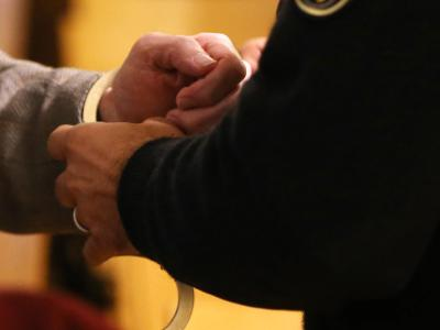 Dem Angeklagten wird vorgeworfen, sich Dateien unter anderem mit Passwörtern beschafft zu haben. Foto: Thomas Frey /Archiv